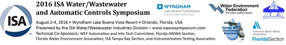 2016 ISA WWAC Symposium